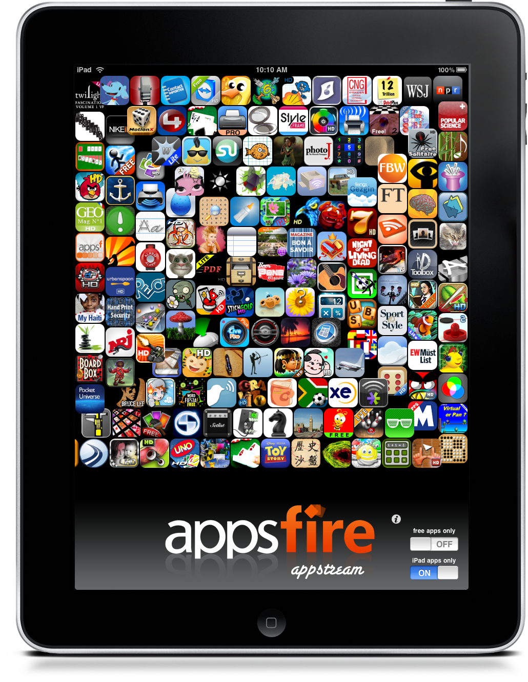 Appsfire's Appstream Helps you Discover Apps in the Matrix