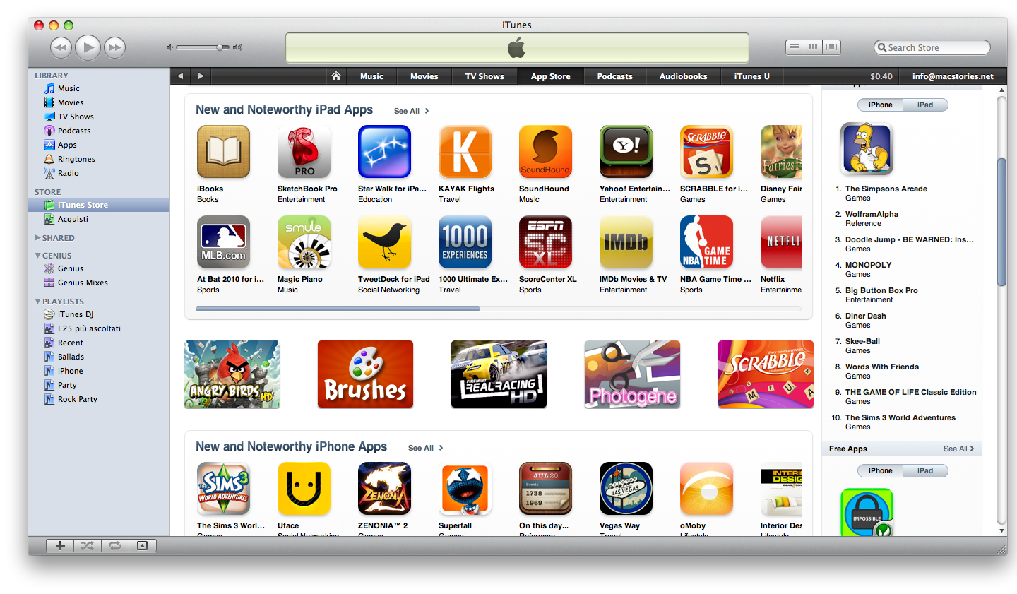 Apple S Subtle Changes To The App Store Navigation